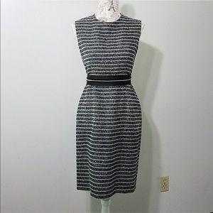 Carolina Herrera tweed dress
